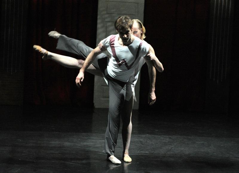 v.l.: Dwayne Holliday, Simone Damberg Würtz