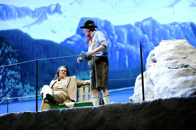 v.l.: Hans-Günther Dotzauer, Walter von Have