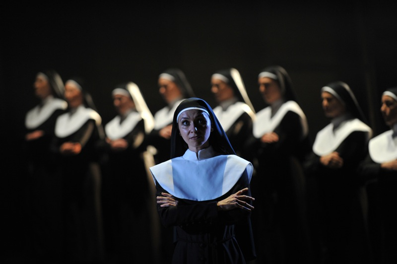 Claudia Vetter, Damen des Opernchors