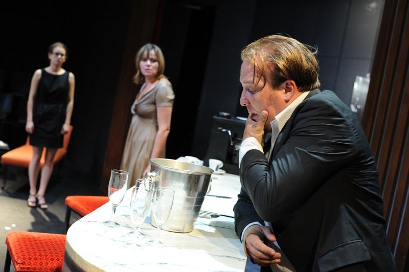 v.l.: Johanna Paschinger, Aglaja Stadelmann, Antonio Lallo