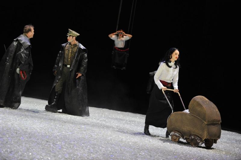 v.l.: Antonio Lallo, Volkram Zschiesche, Tini Prüfert, Johanna Paschinger