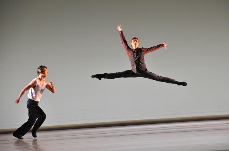 v.l.:Zhiyong Zhang, Damien Nazabal