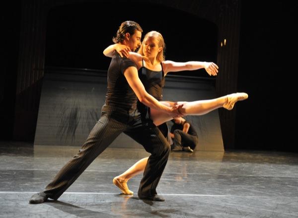 v.l.: Damien Nazabal, Sophie Balet, Zhiyong Zhang