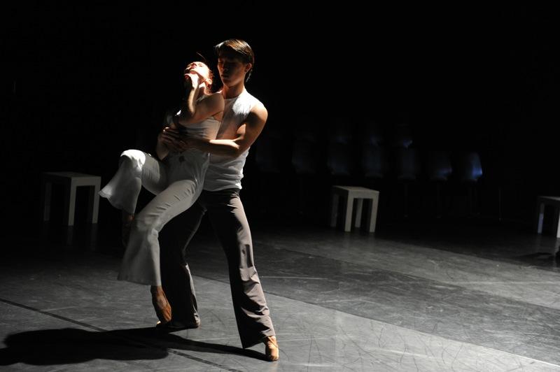 v.l.:Juliane Nawo, Zhiyong Zhang