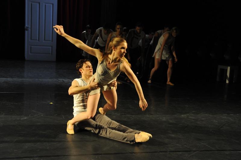 James Muller, Sophie Balet, Ensemble