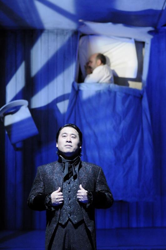 v.l.: Kwang-Keun Lee, Jorge Perdigon a. G.