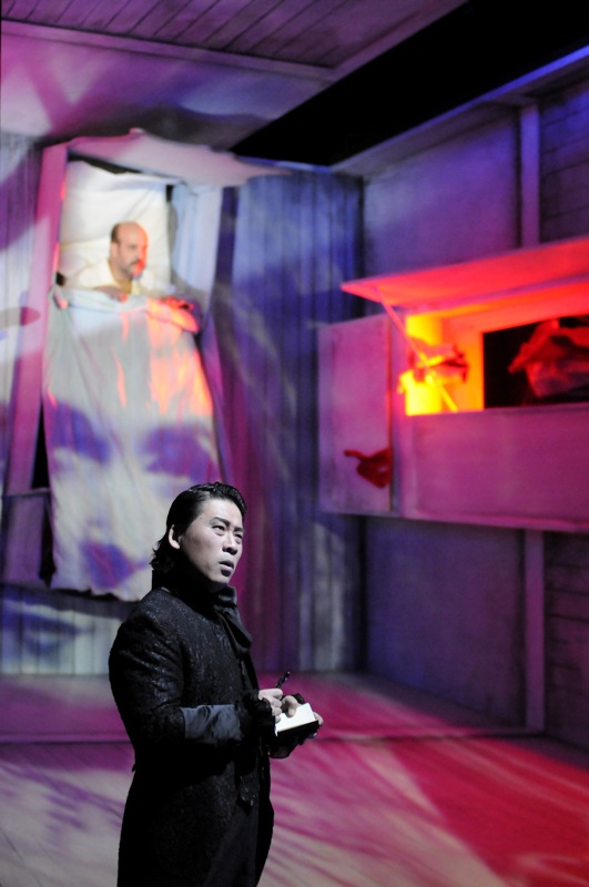 v.l.: Kwang-Keun Lee, Jorge Perdigón a. G.