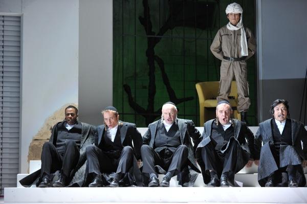 v.l.: Girard Rhoden, Thomas Schön, Rochus Bliesener, Michael Burow-Geier, Dong-Jin Choi, Kwang-Keun Lee