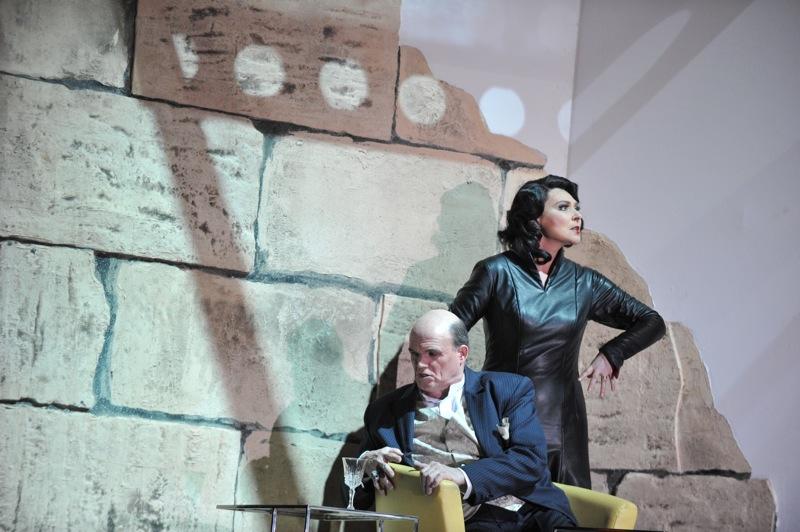 v.l.: Helena Zubanovich, Hans-Günther Dotzauer