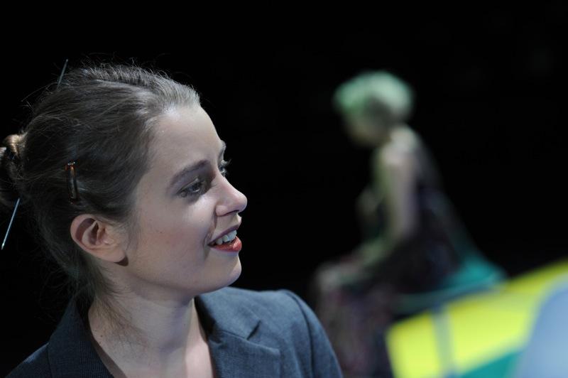 v.l.: Johanna Paschinger, Christel Mayr
