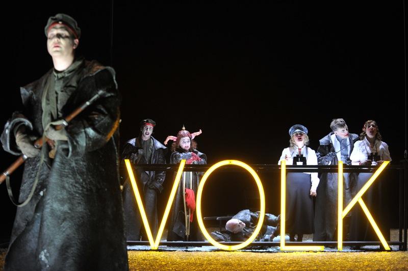 v.l.: Antonio Lallo, Ensemble