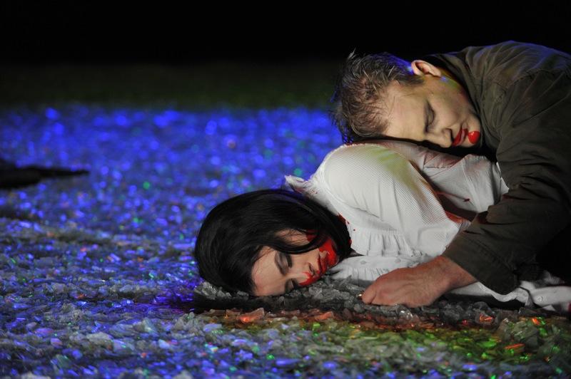 v.l.: Johanna Paschinger, Antonio Lallo